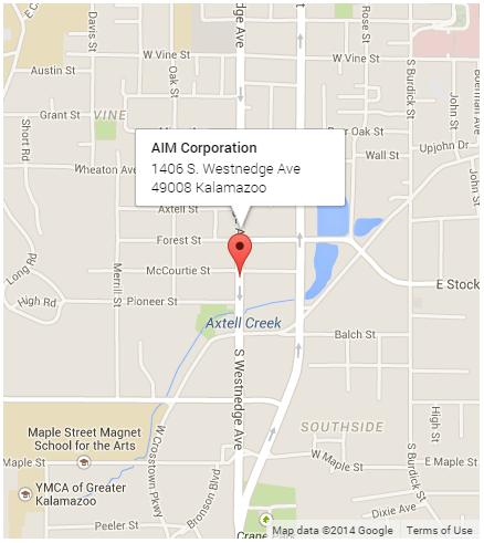 AimOn Map